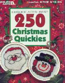 Leisure Arts Best 250 Christmas Quickies