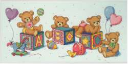 Baby Bears & Blocks