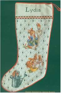 Peter Rabbit Stocking
