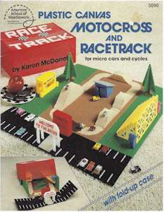 Motocross and Racetrack