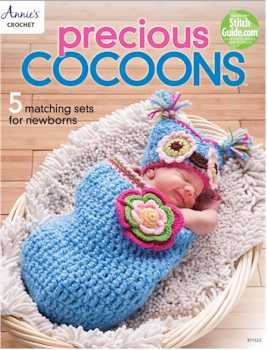 Precious Cocoons to crochet