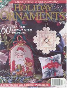 Holiday Ornamnets Magazine