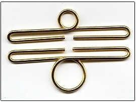Bellpull Gold Wire