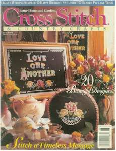 1994 June Cross Stitch and Country Crafts