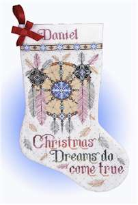 Christmas Dreams Stocking