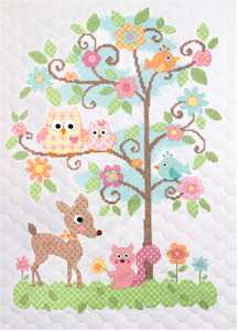Happi Tree Quilt