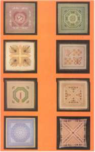 New Embroidery Ideas On Hardanger Fabric