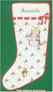 Miss Moppet Stocking