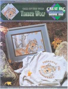 Call of the Wild Timber wolf