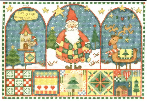 A Quilt for Santa