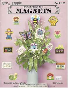Plant Picks and Magnets