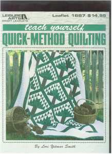 Teach Yourself Quick Method Quilting