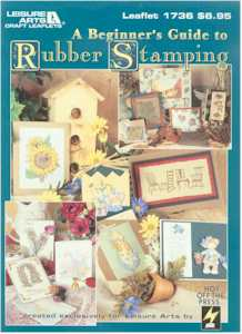 Begginer's Guide to Rubber Stamping