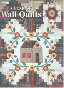 A Year of Wall Quilts