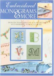 Embroidered Monograms & More