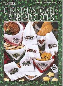 Christmas Towels & Bread Cloths