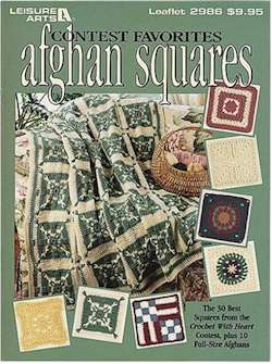 Contest Favorites Afghan Squares
