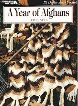 A Year of Afghans Book Nine
