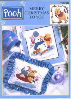 Pooh Merry Christmas To You