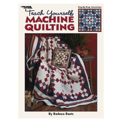 Teach Yourself Machine Quilting