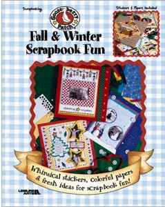 Gooseberry Patch Fall and Winter Scrapbook Fun