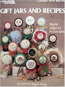 Gift Jars and Recipies