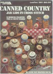 Canned Country Jar Lids