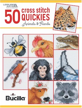 50 Cross Stitch Quickies