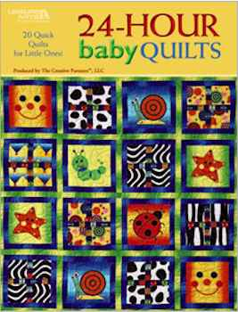 24-hour baby Quilts