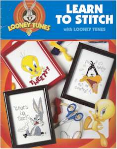 Learn To Stitch witth Looney Tunes