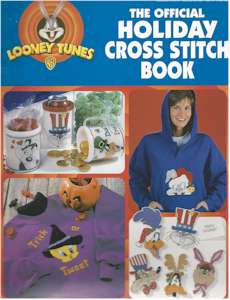 Looney Tunes - The Official Holiday Cross Stitch Book
