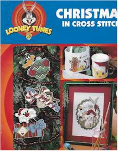 Looney tunes - Christmas In Cross Stitch