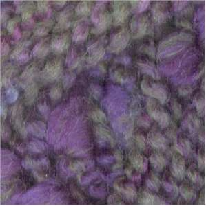 NY Yarns Marble color 6 Purple Grey