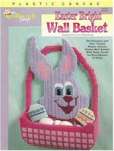 Easter Bright Wall Basket