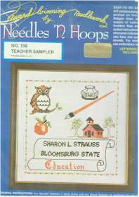Needles N Hoops Teacher Sampler