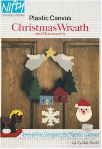 Christmas Wreath and Ornaments