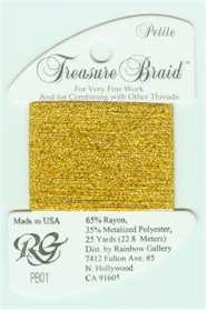 Petite Treasure Braid Brassy Gold