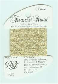Petite Treasure Braid Light Gold