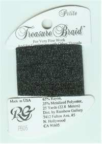 Petite Treasure Braid Black