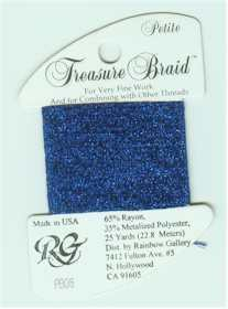 Petite Treasure Braid Royal Blue