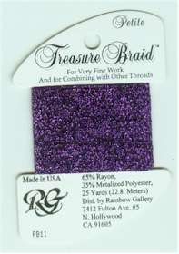 Petite Treasure Braid Purple