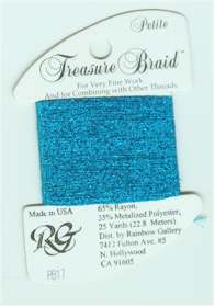 Petite Treasure Braid Blue