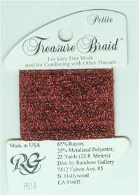 Petite Treasure Braid Red
