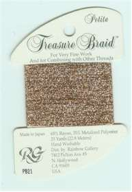 Petite Treasure Braid Brown