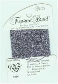 Petite Treasure Braid Lt lavender/Purple