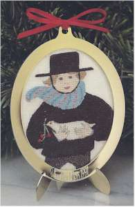 1991 Limited Edition Christmas Ornament