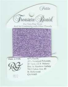 Petite Treasure Braid Light Purple