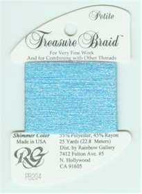 Petite Treasure Braid Sky Blue