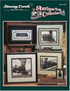 Antique Train Collection