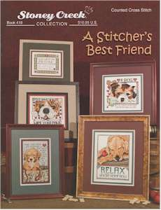 A Stitcher's Best Friend